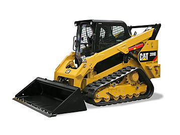 cat skid steer front loader san antonio equipment rentals