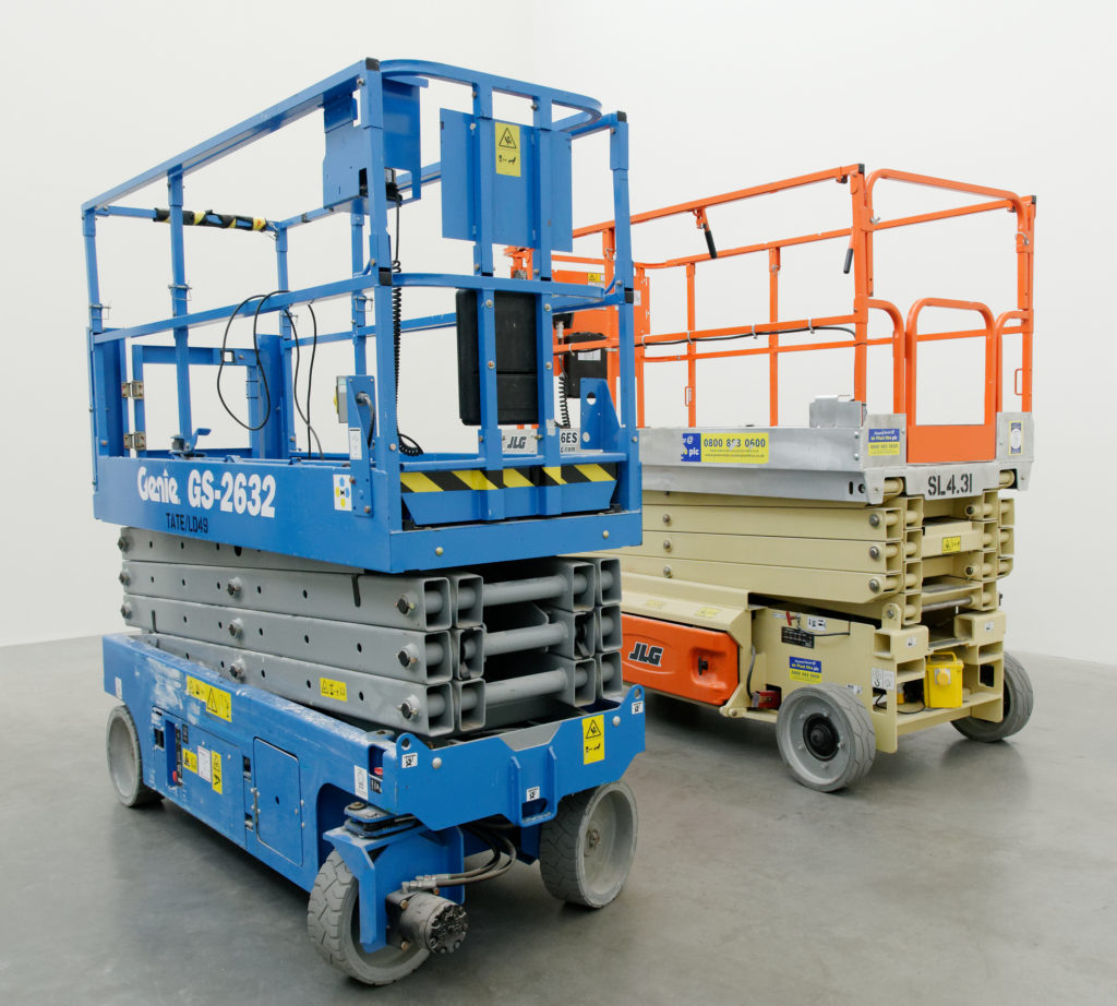 genei scissor lift san anotonio laredo heavy lift equipment