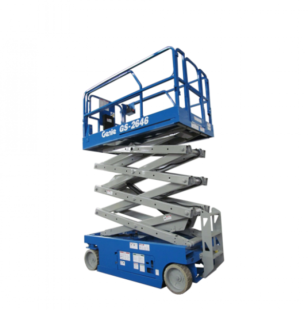 Scissor Lifts Genie CIE Lifts San Antonio