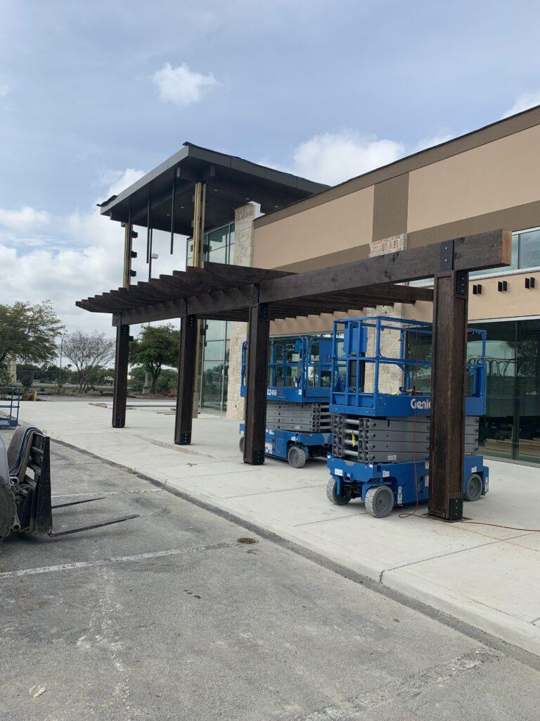 Scissor Lifts Genie CIE Lifts San Antonio Sales Rentals