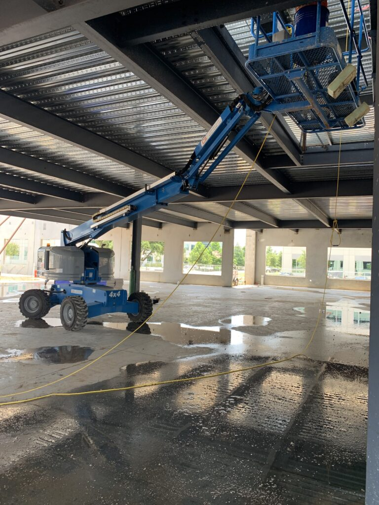 Genie Boom Lift CIE Lifts San Antonio Sales Rentals
