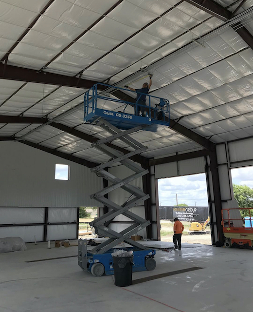 Scissor Lifts Genie CIE Lifts San Antonio Sales Rentals